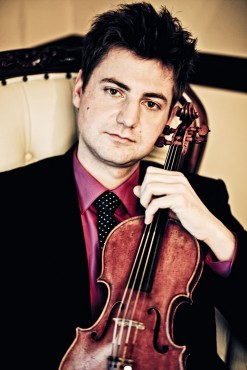 Philipp-Wenger-Violine